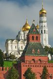 Moscow Kremlin, Russia Royalty Free Stock Photos