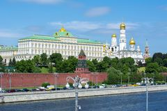 Moscow Kremlin, Russia royalty free stock images