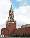 The Moscow Kremlin. Royalty Free Stock Image