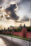 Moscow Kremlin in Russia Stock Photos