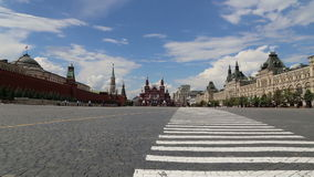 Moscow Kremlin on a sunny summer day, Russia Royalty Free Stock Photo