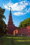 The Moscow Kremlin Royalty Free Stock Image