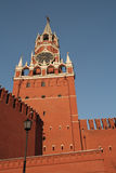 Moscow Kremlin Tower Royalty Free Stock Photos