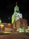 Moscow Kremlin tower Royalty Free Stock Images
