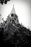 Moscow Kremlin tower. UNESCO World Heritage Site. Stock Photos