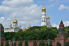 The Moscow Kremlin. Stock Images