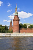 Moscow, Kremlin towers Stock Photos