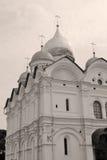 Moscow Kremlin. UNESCO World Heritage Site. Archangels church. Stock Image