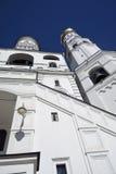 Moscow Kremlin. UNESCO World Heritage Site. Ivan Great Bell tower Stock Photos