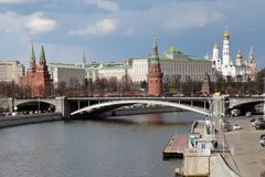 Moscow Kremlin. UNESCO World Heritage Site. Stock Photo