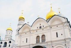 Moscow Kremlin. UNESCO World Heritage Site. Stock Image