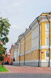 Moscow Kremlin. UNESCO World Heritage Site. Stock Photos
