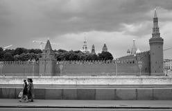 Moscow Kremlin. UNESCO World Heritage Site. Royalty Free Stock Photos