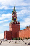 Moscow, Kremlin wall Royalty Free Stock Image