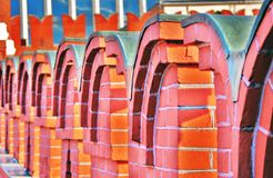 Free Moscow Kremlin Wall. Color Photo. Stock Photography - 84738902