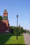 Moscow Kremlin Wall, Russia. Moscow Kremlin Wall, Moscow, Russia Stock Images