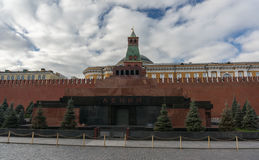 Moscow Kremlin wall. Stock Photo