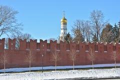 The Moscow Kremlin. Stock Photos