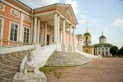Moscow. Kuskovo Royalty Free Stock Photos