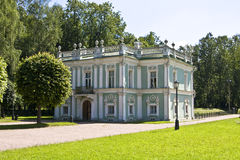 Moscow, Kuskovo palace Stock Photography