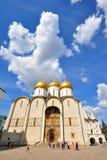 Moscow kyrka Royaltyfri Fotografi
