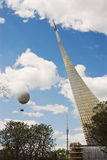Moscow landmarks Stock Photography