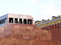 Moscow Lenin Mausoleum 2011 Stock Photography