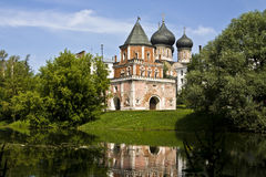 Moscow, mansion Izmaylovo Stock Photography