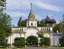 Moscow, mansion Izmaylovo Royalty Free Stock Photography