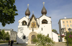 Moscow, Marfo-Mariinsky convent Stock Photography
