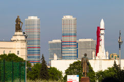Moscow May - ENEA OCE All-Russian Stock Photography
