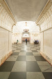 Moscow Metro Royalty Free Stock Image