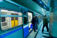 Free Moscow Metro Passengers Royalty Free Stock Photography - 2269787