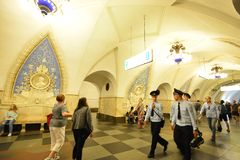 Moscow Metro. The Moscow Metro is a rapid transit system serving Moscow.The Communist Party had the power to mobilize; because the party was a single source of Stock Photo
