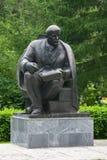 moscow Monument till Vladimir Lenin 13 07 2017 Royaltyfri Fotografi