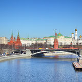 Moscow Royalty Free Stock Photography