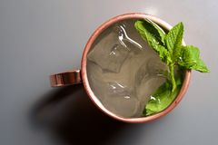 Moscow mule Royalty Free Stock Images