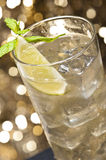 Moscow mule cocktail Royalty Free Stock Photos