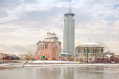 Moscow. Municipal landscape Royalty Free Stock Image