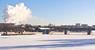 Moscow, municipal landscape Stock Photo