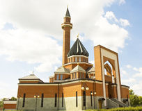 Moscow, muslim mosque Royalty Free Stock Photo
