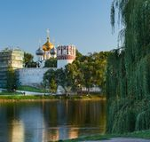 Moscow Novodevichy Convent, Russia Stock Photos
