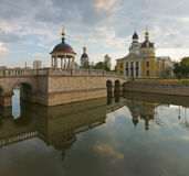 Moscow. Old Believers' Church Rogozhskoy community Royalty Free Stock Photos