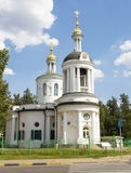 Moscow, orthodox church Stock Photography