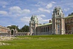 moscow pałac tasritsino zdjęcie royalty free