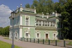 Moscow, palace Kuskovo Royalty Free Stock Images