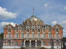 Moscow, Petrovskiy palace Royalty Free Stock Photo