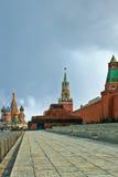moscow plac czerwony Obrazy Royalty Free
