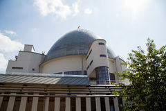 Moscow Planetarium Royalty Free Stock Photos