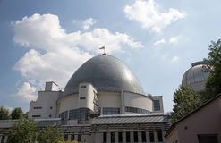 Moscow Planetarium,  Russia Royalty Free Stock Photography